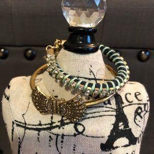 💚JCrew💚 bracelets